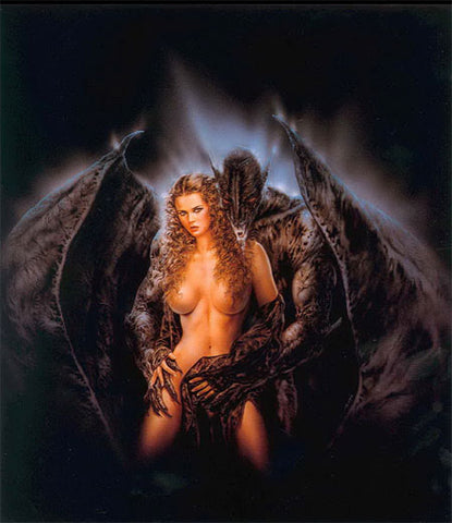 Portfolio: Luis Royo, Warm Winds - $5 Sale