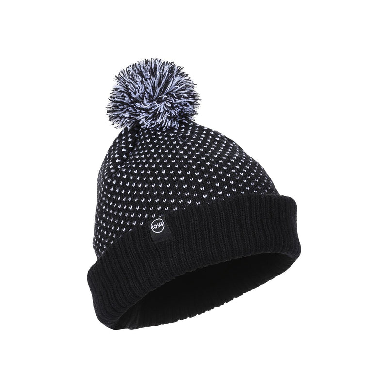 Tuque Snowfall à large revers - Femmes