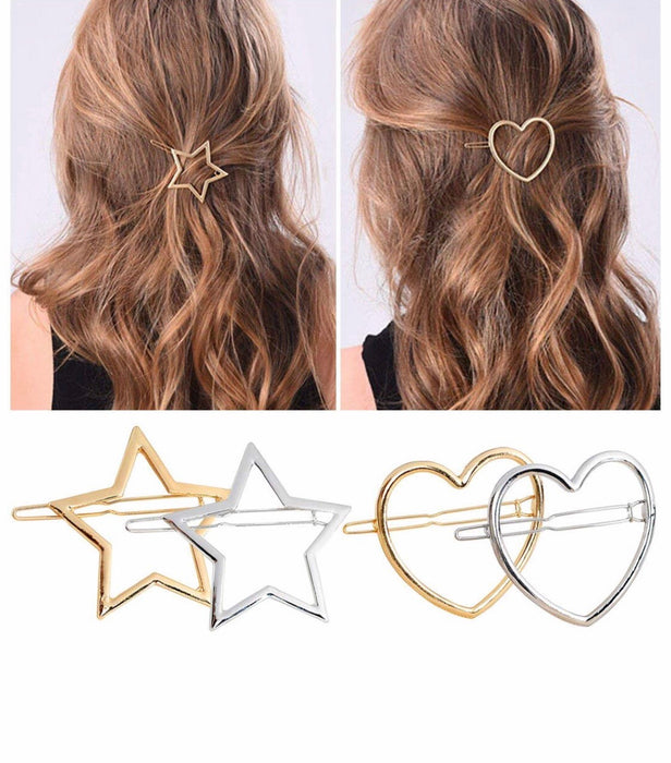 In Shape Hair Clips