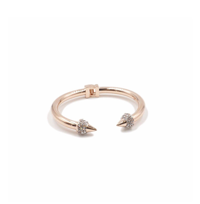 Kinsley Armelle - Rose Gold Bling Bracelet