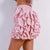 Kelsey Wave Ruffle Skirt Pink - Boss Beauty Boutique