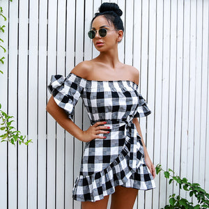 Lola Off Shoulder Dress