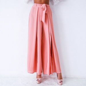 Aubri Pleated Trousers