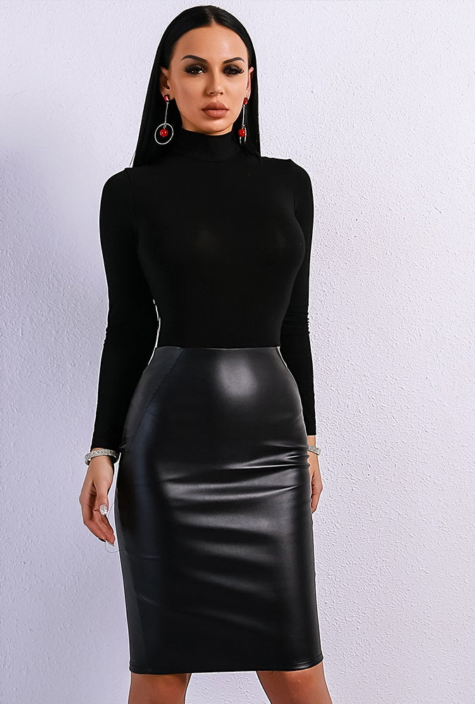 Business Casual Midi Dress - Boss Beauty Boutique