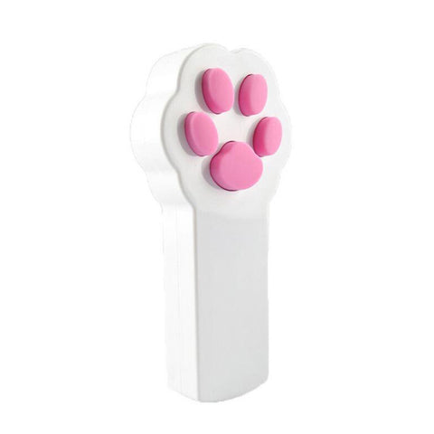 Interactive Automatic Red Laser Pointer Pet Toy