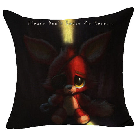 Five Nights At Freddy's Cushion Cover