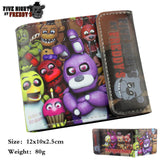 Anime Cartoon Series Wallets