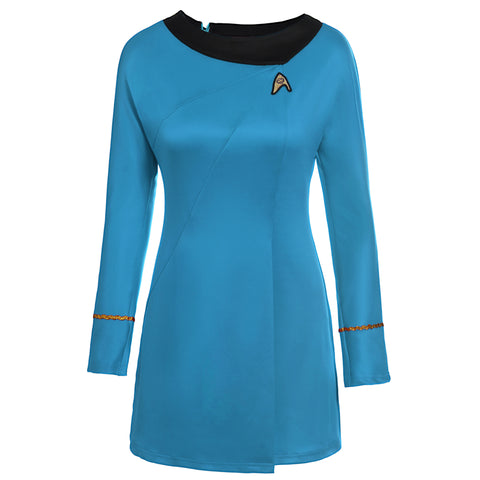 Star Trek Female Crewmate