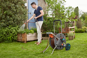 Garden Hose Reels and Trolleys