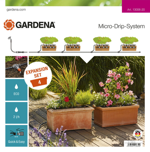 Gardena Mds Extention Set Plant Box - Mincost