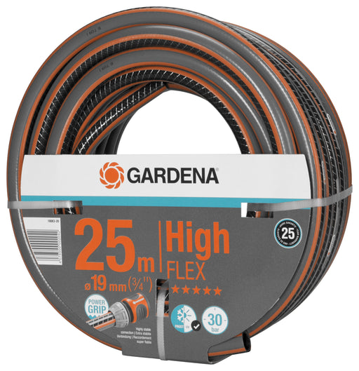 "Gardena Comfort Highflex Hose Pipe 19Mm (3/4"") 25M"
