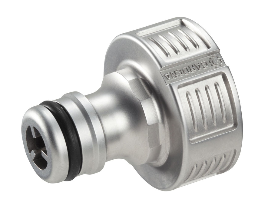 "Gardena Premium Tap Connector 3/4"" Thread - Mincost"