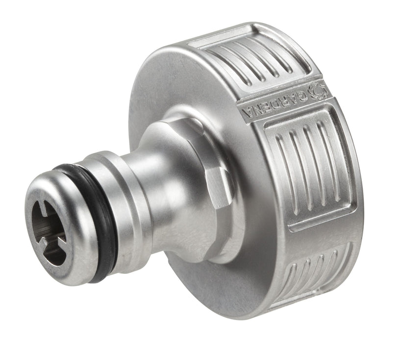 Gardena Premium Tap Connector 1in Thread - Mincost