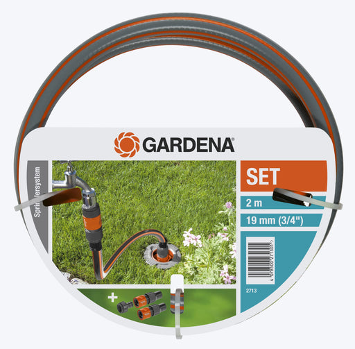 "Gardena ""Profi"" Maxi-Flow System Hose Connection Set 2713-20 - Mincost"
