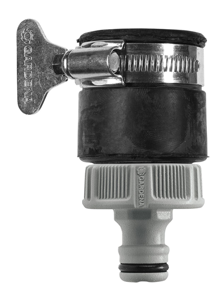 Gardena Without thread Round Tap Connector 15 - 20mm - Mincost