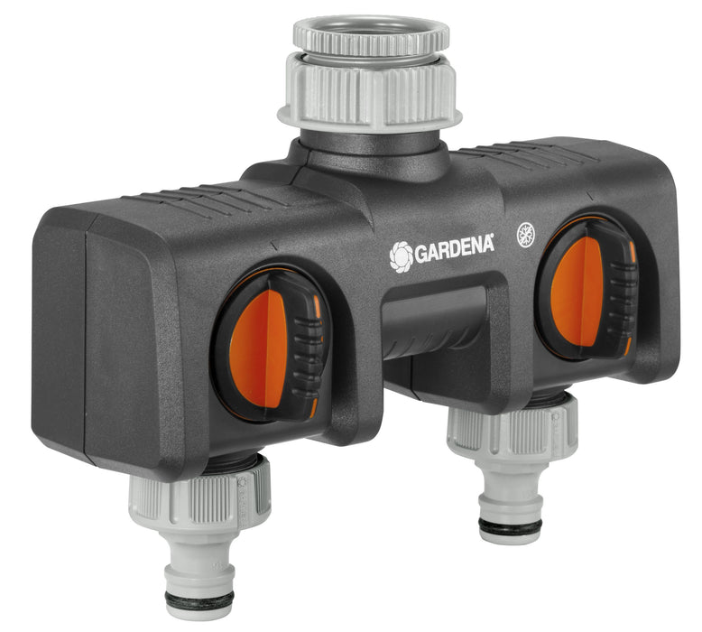 Gardena Twin-Tap Connector - Mincost