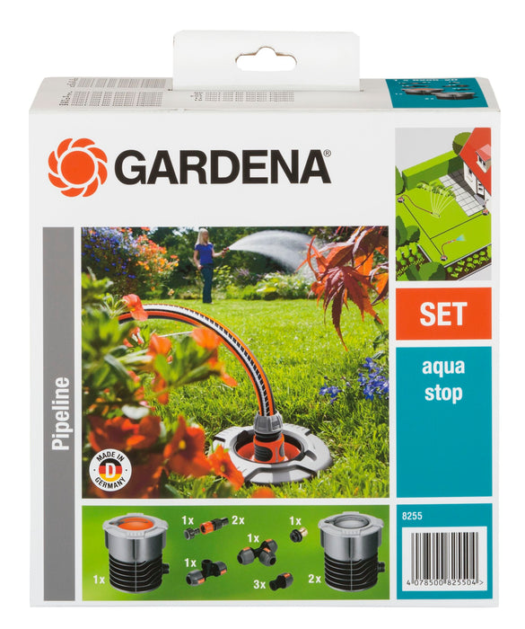 Starter set for Garden Pipeline - Mincost