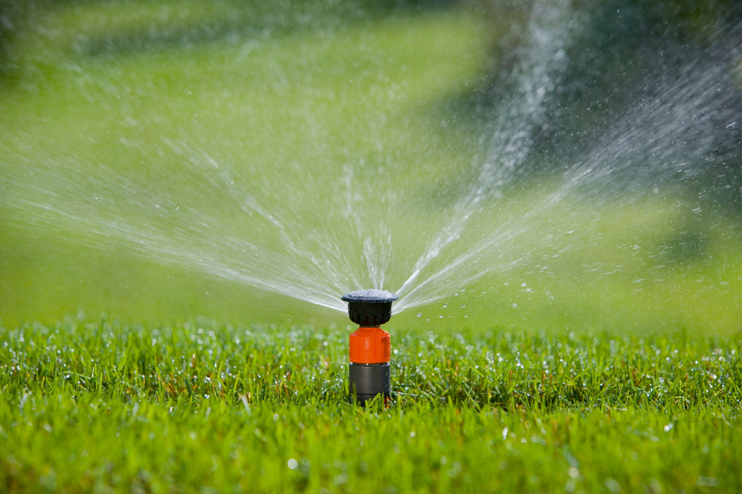 Turbo-driven Pop-up Sprinkler T 100