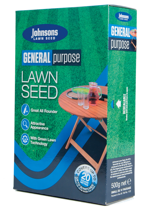 Johnsons General Purpose 500gm 20sqm - Mincost