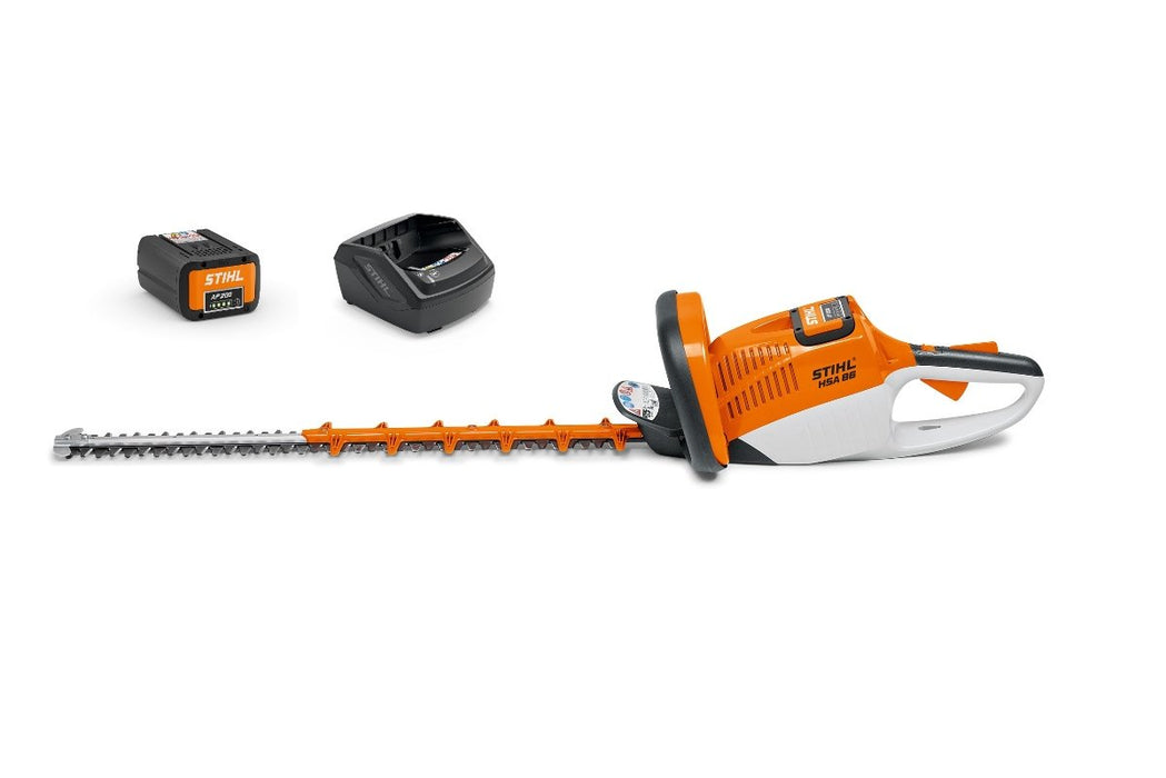 HSA 86 Cordless Hedgetrimmer, 62cm/24""