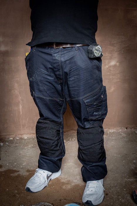 Scruffs Work Jeans Drezna with kneepad pockets - Mincost