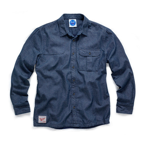 Scruffs Vintage Denim Lined Shirt