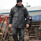 Scruffs Rainsuit Water Proof Jacket And Trousers