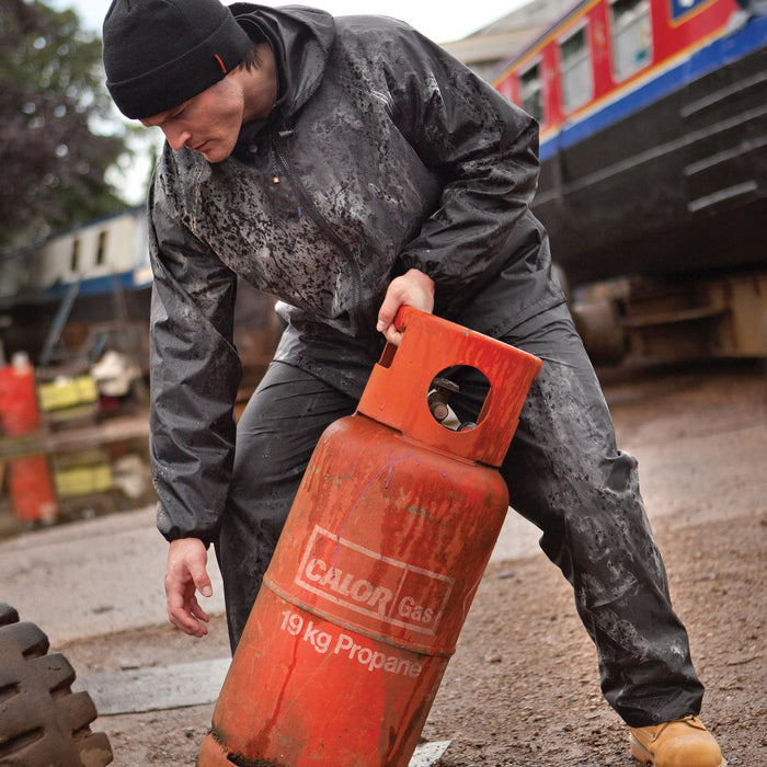 Scruffs Rainsuit Water Proof Jacket And Trousers SK0133582-L - Mincost