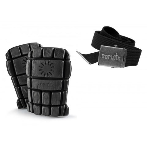 Scruffs Knee Pad And Belt Pack