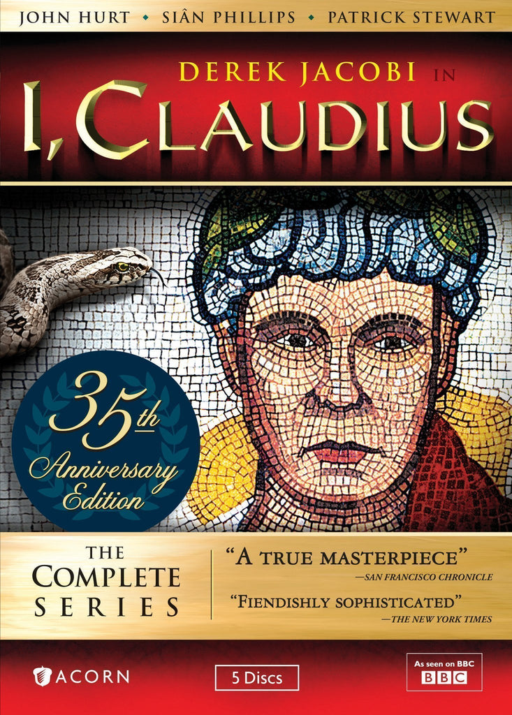 I, Claudius: The Complete Series