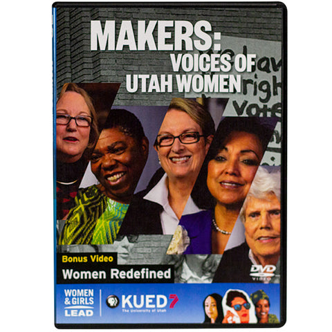 Makers: Voices of Utah Women