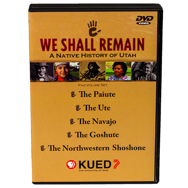 We Shall Remain: A Native History of America and Utah
