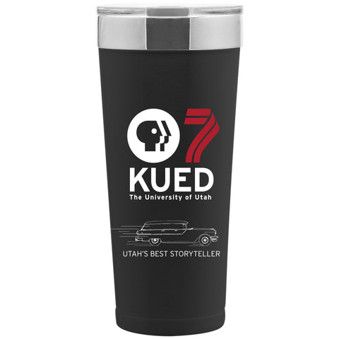 KUED Thermal Travel Tumbler