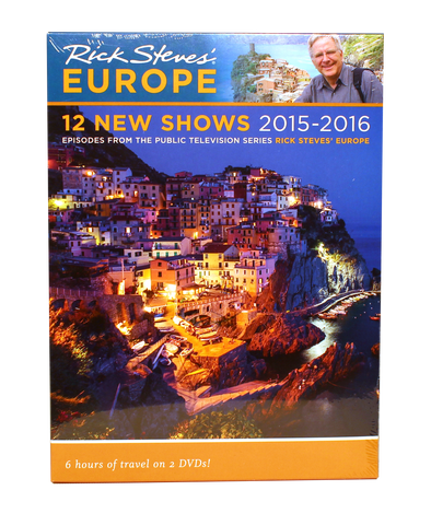Rick Steves' Europe Season 8