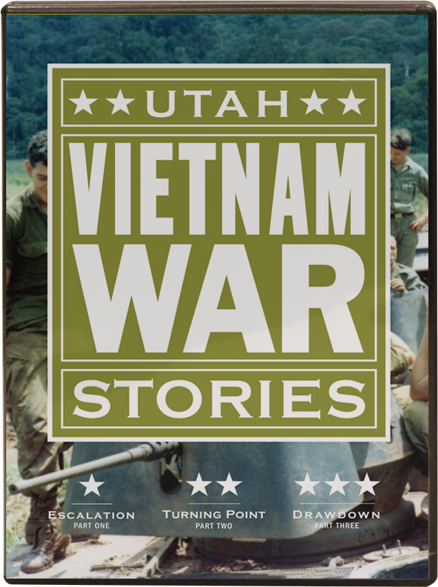 Utah Vietnam War Stories: 3-DVD Set