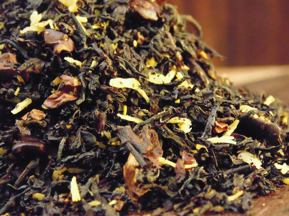Chocolate Coconut Black Tea