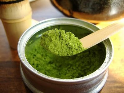 Matcha Stone Ground Green Tea Powder