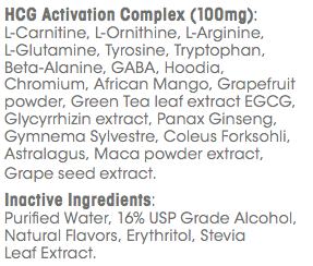 Activate hCG+