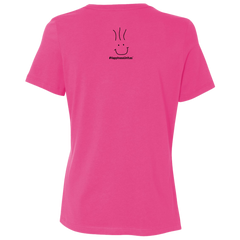 Ladies' Relaxed Jersey Short-Sleeve T-Shirt - Sprinkle Kindness Everywhere