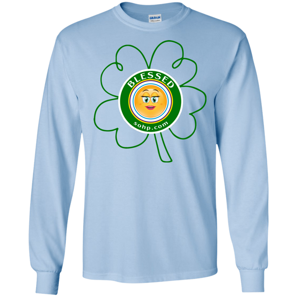 Blessed Unisex Long Sleeve Ultra Cotton T-Shirt