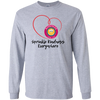 Long Sleeve Ultra Cotton Unisex T-Shirt - Sprinkle Kindness Everywhere