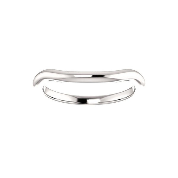 The Letitia Design Wedding Ring In White Gold