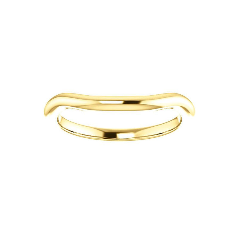 The Letitia Design Wedding Ring In Yellow Gold
