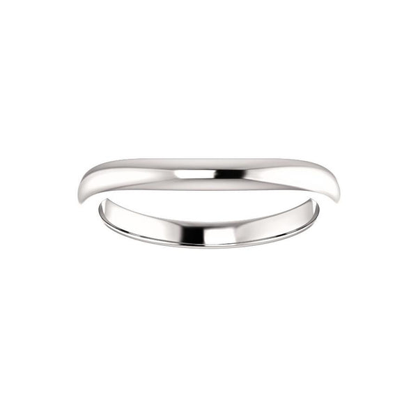 The Tina Design Wedding Ring In White Gold
