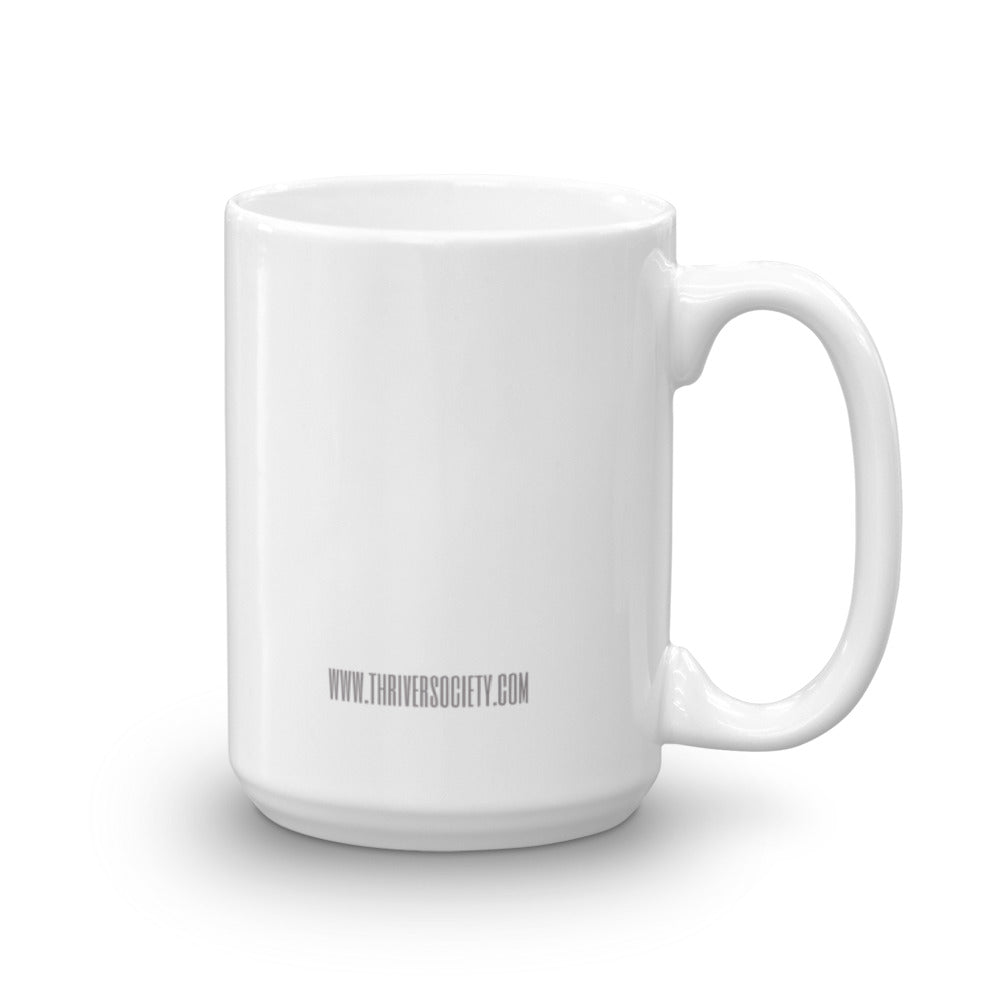 'Thrivers Society' Mug