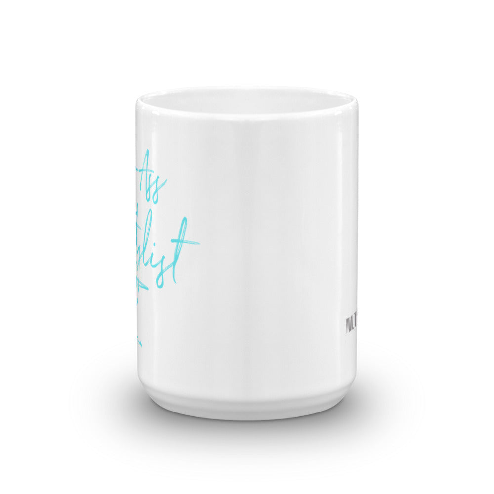 'Kick-Ass Hairstylist' Mug