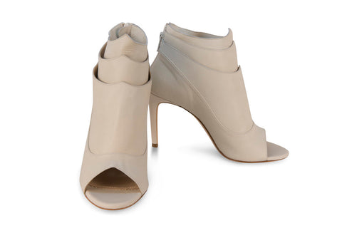 Kelsie-Ivory, Shoes - Tori Soudan Collection