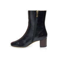 Audrey Two Tone Boot, Shoes - Tori Soudan Collection