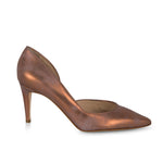 Rustic Copper Pumps
