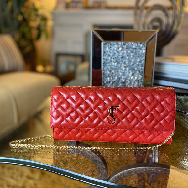 Madison Clutch-Moulin Rouge